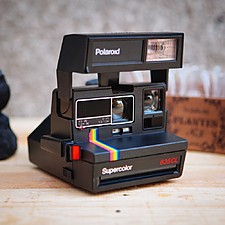 Kit Cámara Polaroid 635 CL