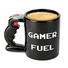 Taza Gamer Fuel