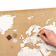 Mapamundi para Sellar