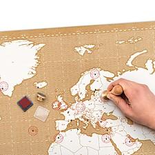Stamp Map