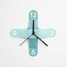 Reloj de Pared Adhesivo Sticker Clock
