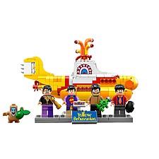 Submarino Amarillo de LEGO
