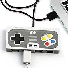 Multipuerto USB Mando de Videojuegos Playhub
