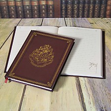 Cuaderno de Harry Potter Hogwarts