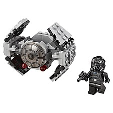 TIE Advanced Prototype de LEGO Microfighters