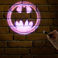 Mini Proyector Logo de Batman