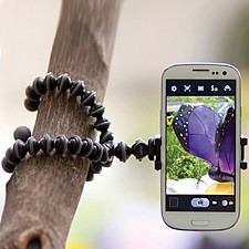 Trípode con Soporte para Smartphones GorillaPod