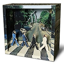 Dioramas de Papel de The Beatles