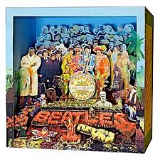 Dioramas de Papel de The Beatles