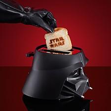 Tostadora con forma de Darth Vader