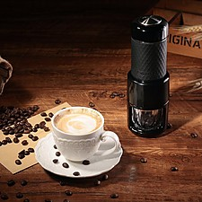 Cafetera Manual de Viaje Staresso