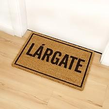 Felpudo Lárgate