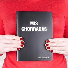 Cuaderno con mensaje Mis chorradas