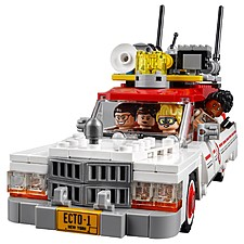 LEGO Ghostbusters Ecto-1 y 2