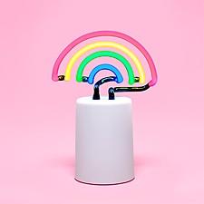 Lámpara de Neón Arcoíris Pequeña