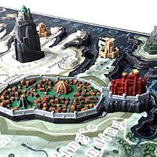 Puzzle Juego de Tronos 3D Poniente