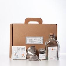 Kit para preparar tu propia ginebra en casa
