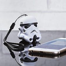 Mini Altavoz Bluetooth Stormtrooper