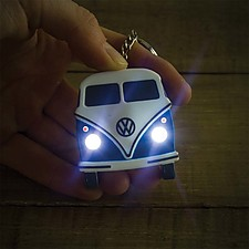 Llavero Linterna Furgoneta de Volkswagen