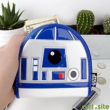 Monedero Star Wars R2-D2