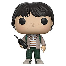 POP! Vinyl Stranger Things Mike w/ Walkie Talkie