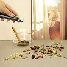 Kit para preparar tus mezclas de té aromático personalizadas