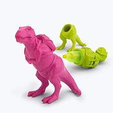 Marcadores Fluorescentes Tyrannosaurus rex