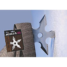Perchero Estrella Ninja