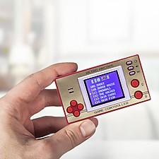 Mini Consola Retro de Juegos Arcade