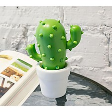 Lámpara que Cambia de Color Cactus