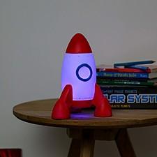 Luz Nocturna Cohete