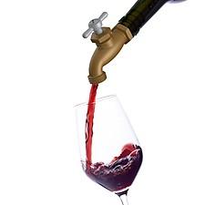 Tapón Vertedor y Aireador de Vino Tapped