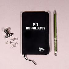 Cuaderno Pequeño Mis Gilipolleces