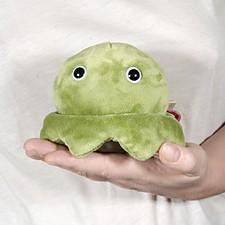 Peluche de Microbio Moco