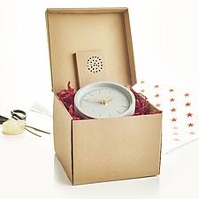 Caja de regalo para grabar tus propios mensajes