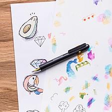 Bolígrafo de Colores CMYK