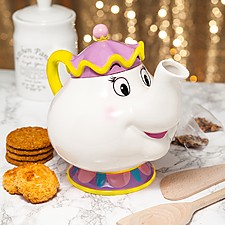 Tetera Mrs. Potts de La Bella y la Bestia