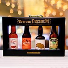 Estuche Regalo de Cerveza Artesanal Premium