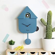 Reloj de Cuco Casita Azul