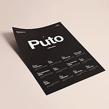 Puto Calendario 2019