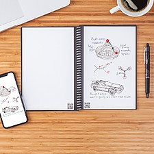 Rocketbook: el cuaderno digital reutilizable