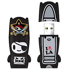 mimobot USB Pirate Nero by tokidoki 8GB