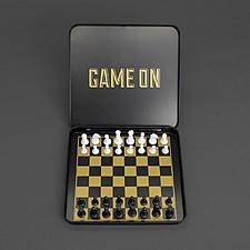 Mini ajedrez magnético de viaje