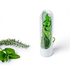 Conservador de hierbas aromáticas para la nevera