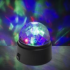 Luces de discoteca de bolsillo