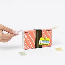 Ticketbox con 100 propuestas para comer sano o delicioso