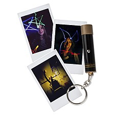 Accesorio para hacer light painting de Lomography