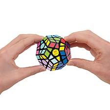Megaminx: el cubo rompecabezas de 50 piezas