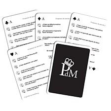 Juego de mesa con cartas Preguntas de mierda 2