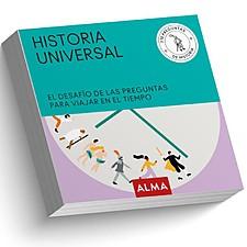 Historia universal, el desafío de las preguntas para viajar en el tiempo